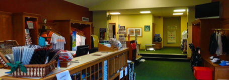 Golf York Proshop